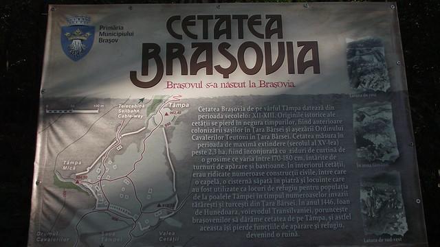 Scurt Istoric al Brașovului