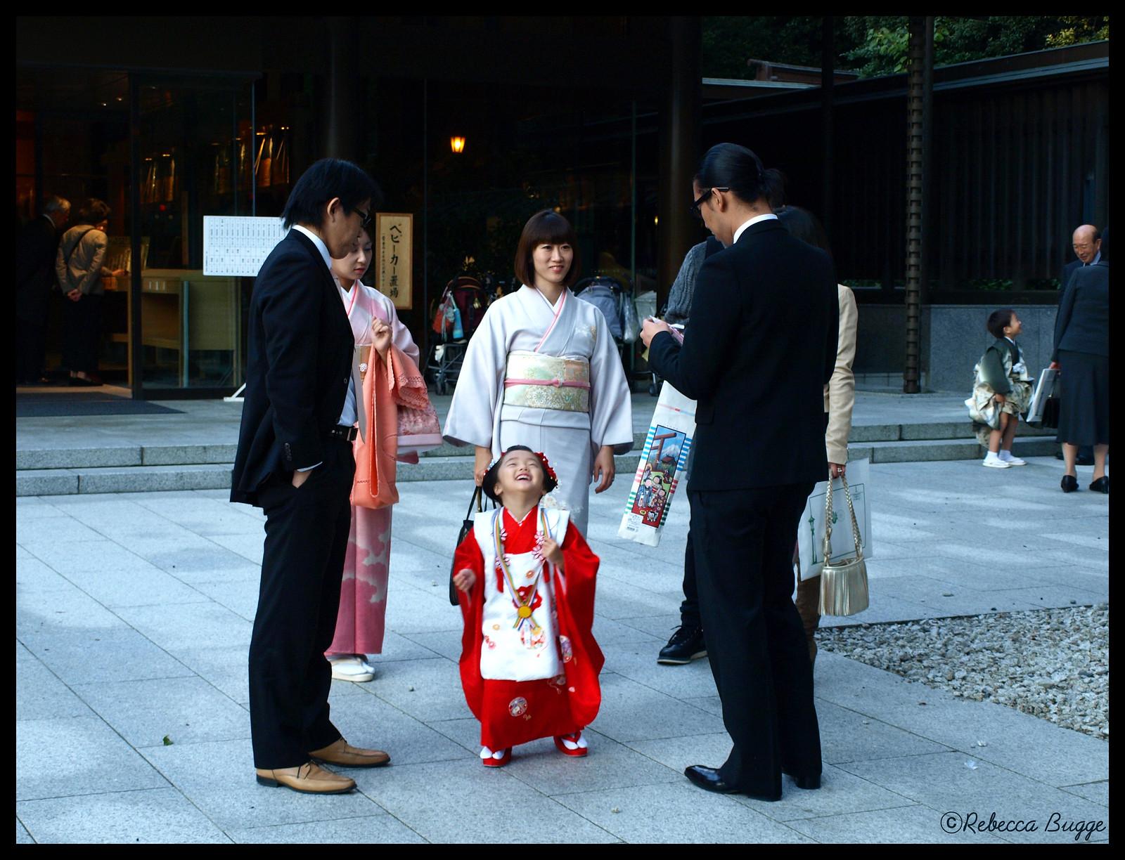 Japán utazás ünnepek, Shichi-Go-San