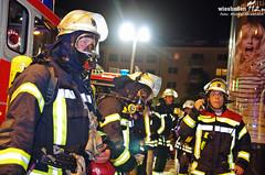 Feuer in Hotelkeller Burgstraße 14.09.13