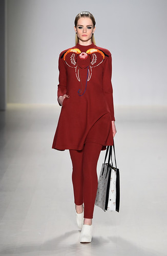 Oudifu Fall 2015 New York Fashion Week (9)