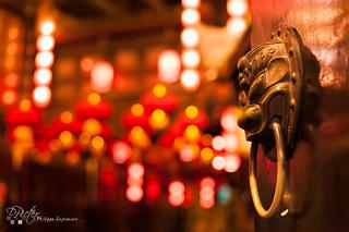 Chengdu - Jinli Lantern Festival by Philippe Lejeanvre - 乐让菲力