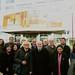 Delegates from Sofia, Yamagata, Galway, Bradford, York & Shenzhen in Bradford.