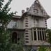 Villa art nouveau, Ville d'Hiver, Arcachon, Gironde, Aquitaine, France. ©byb64
