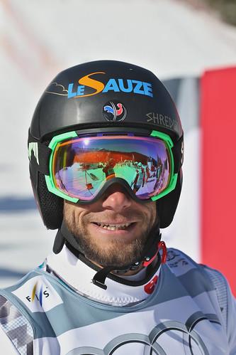 FIS Ski cross Megève 13-03-2015