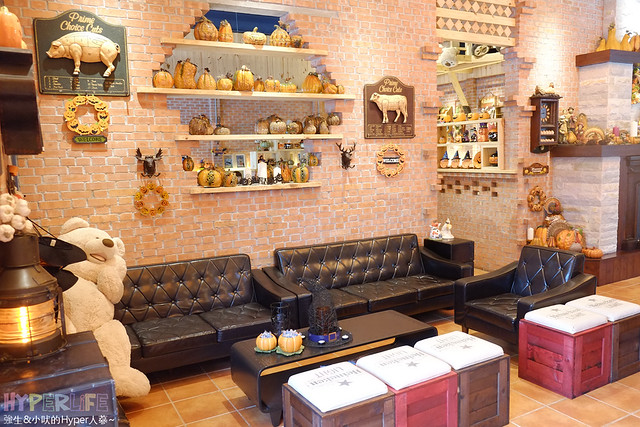 16194336159 5c81fe1f72 z - 南瓜屋魔女露露的廚房 - 環境非常棒的台中勤美草悟道旁義式餐廳