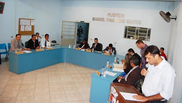 CMPJQ: Câmara municipal realiza eleições para formação das comissões Permanentes
