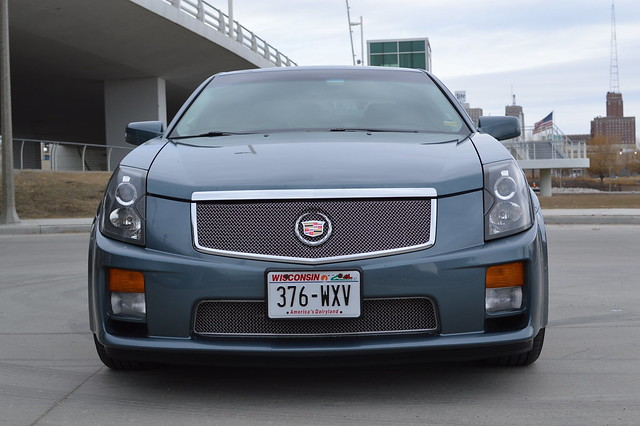 2006 cadillac cts v stealth gray 69k miles cadillac classifieds cadillac cars trucks and. Black Bedroom Furniture Sets. Home Design Ideas
