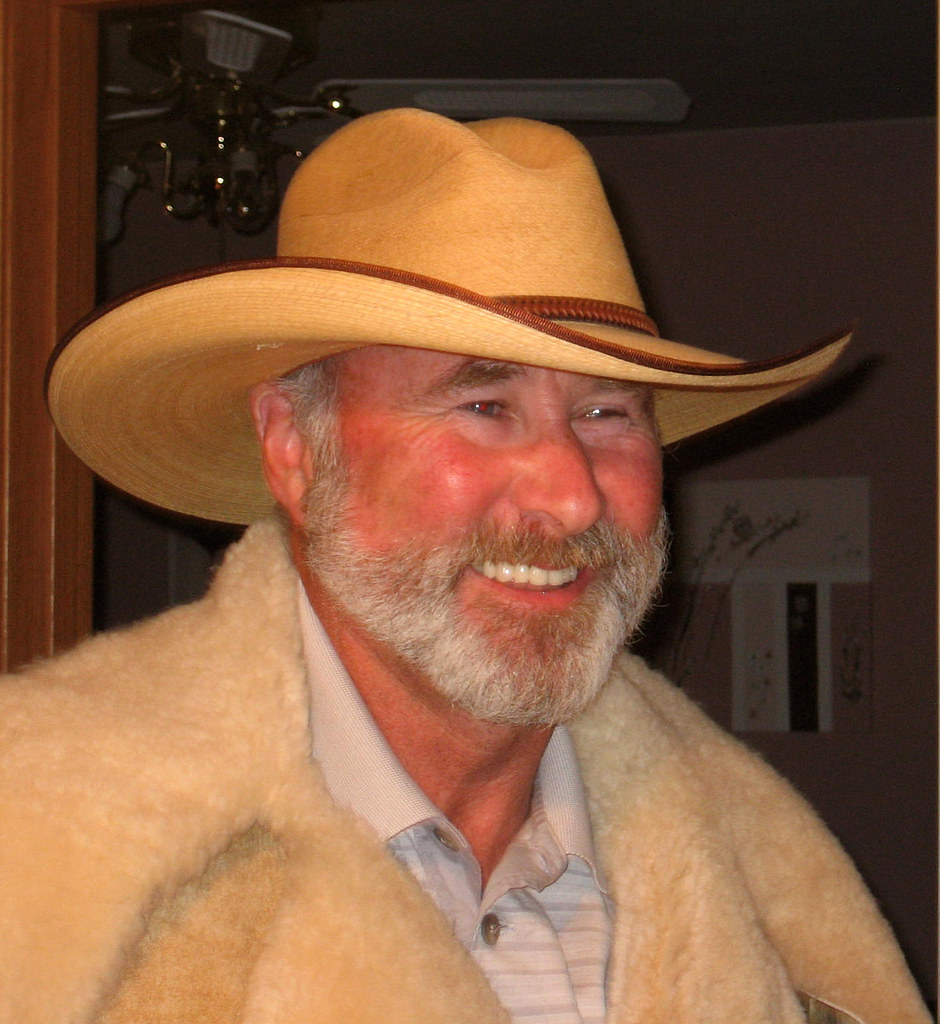 Terry in Golden Gus Hat  7070bd05cb8