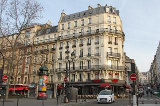 Boulevard de Clichy - Paris (France)
