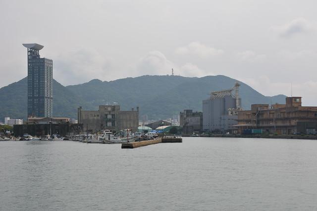 門司港の建物