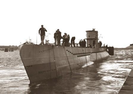 El Uboot U-580