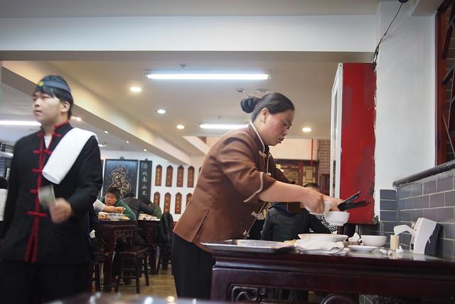 老北京炸酱面 (Lao Beijing Zhajiang Mian), Beijing, China