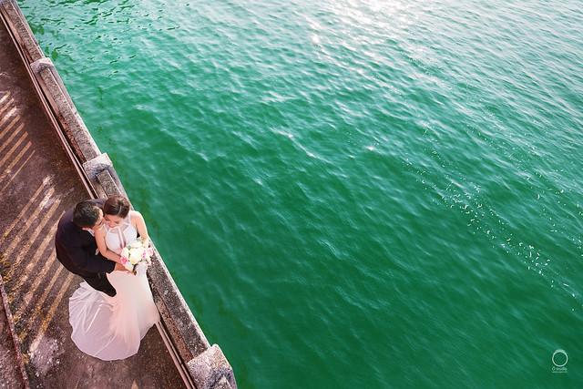 Ảnh cưới đẹp - Hồ Dầu Tiếng (Mỹ Linh, Hoàng Ninh)