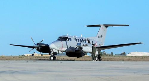Beechcraft King Air - Armed Forces Malta