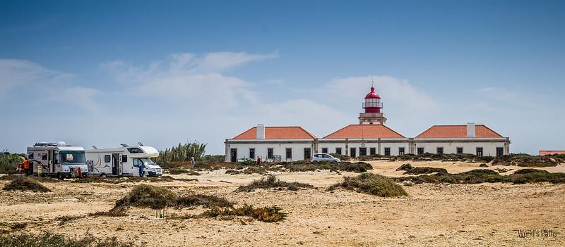 Faro di Cabo Sardão