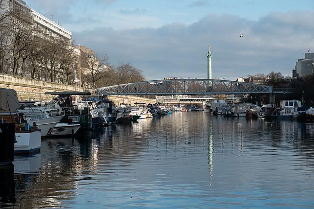 Paris port de l 39 arsenal flickr photo sharing - Port de l arsenal paris ...