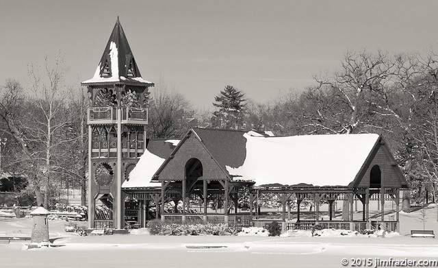 Pavilion at Pottawatomie Park