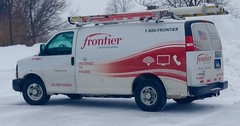 Frontier Communications Cable internet