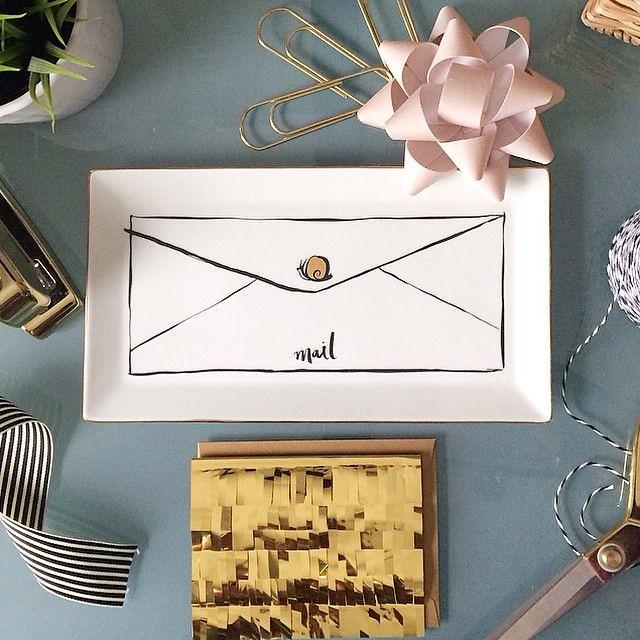 Kate Spade Snail Mail