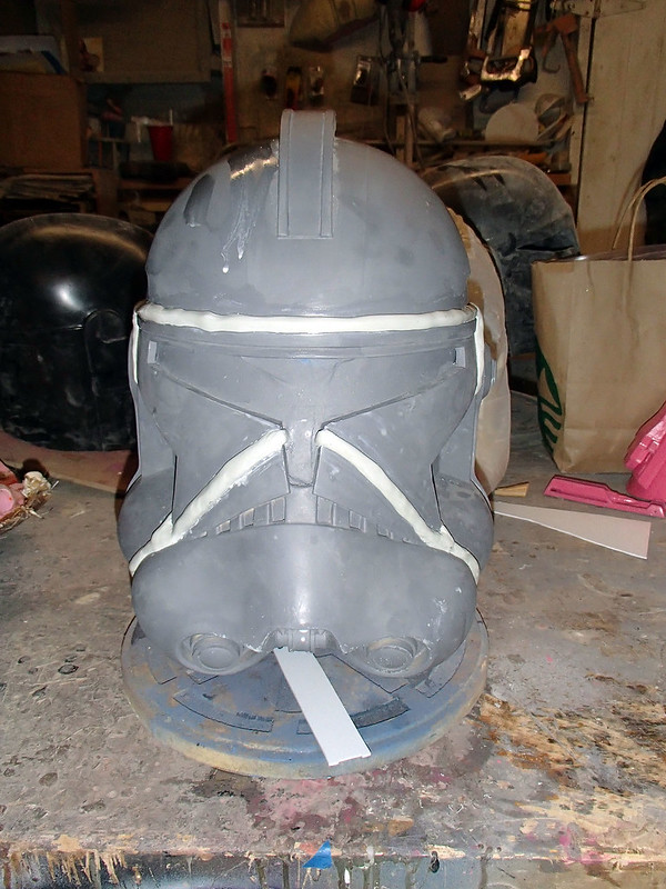 Captain Rex Welds Front