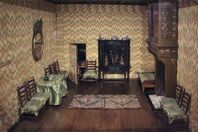 Dolls' House of Petronella Ootman, Amsterdam, c 1686-1710