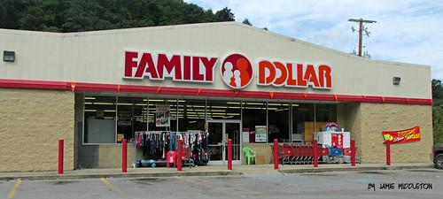 Family Dollar -- Robinson Creek, Kentucky