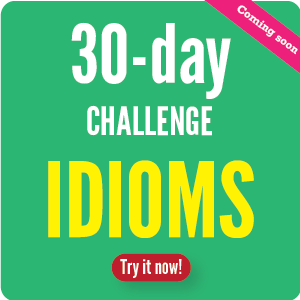 30 day Trial idioms