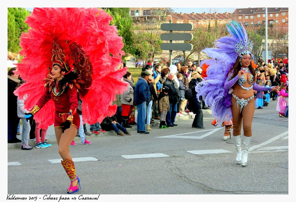 Valdemoro 2015 - Colores para un Carnaval