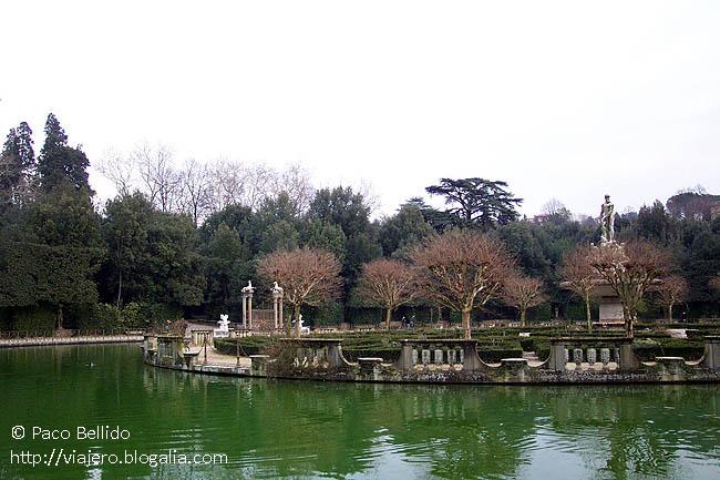 Jardines de Boboli. © Paco Bellido, 2003