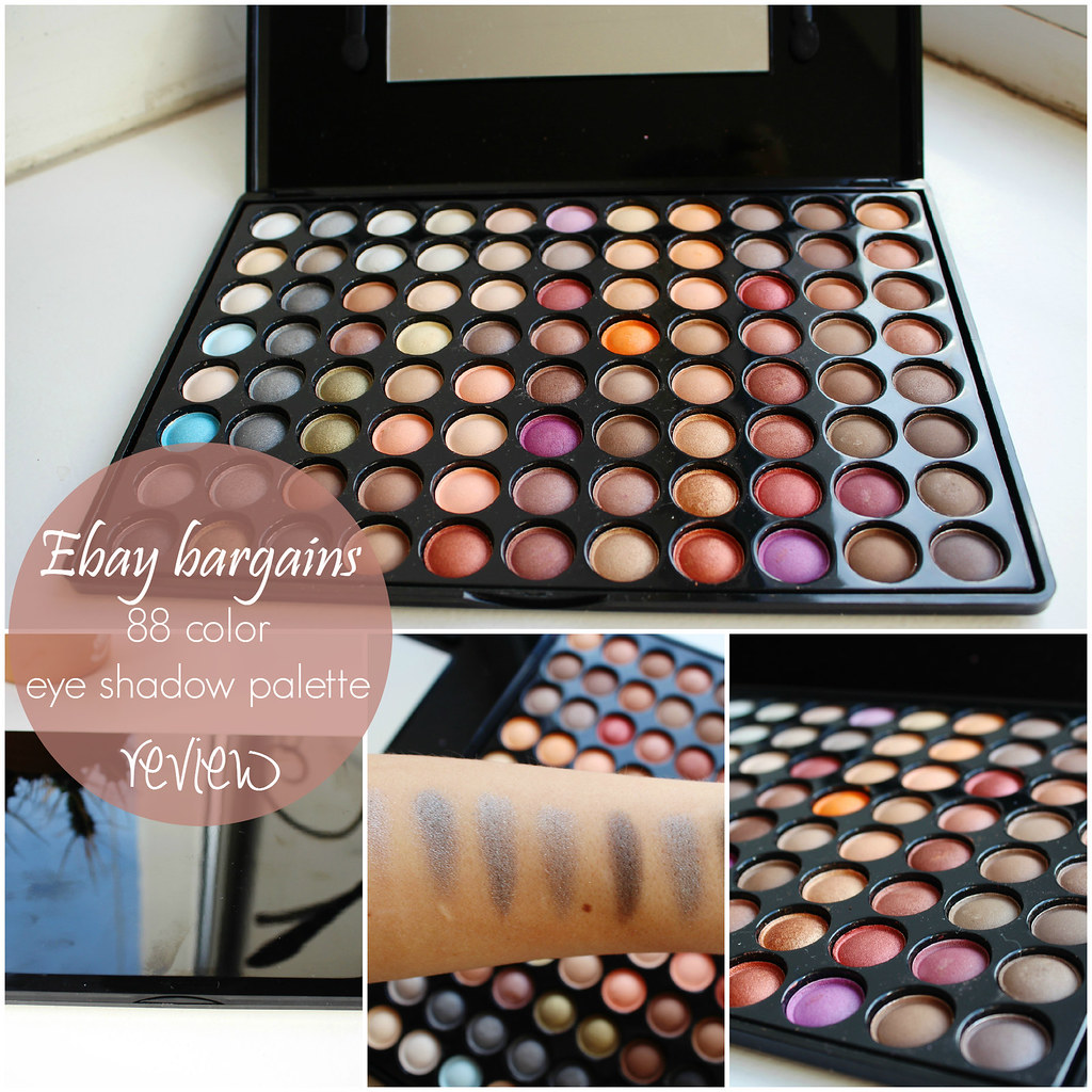 ebay-88-warm-color-eye-shadow-review