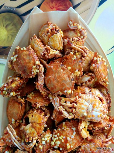 Nibbly Crabs