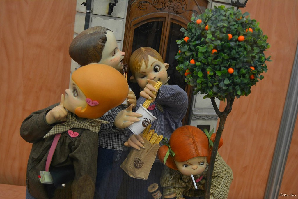 Fallas 2015 - Exposicion del Ninot - Falla Na Jordana (1)