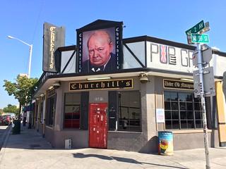 Churchill's Pub Miami