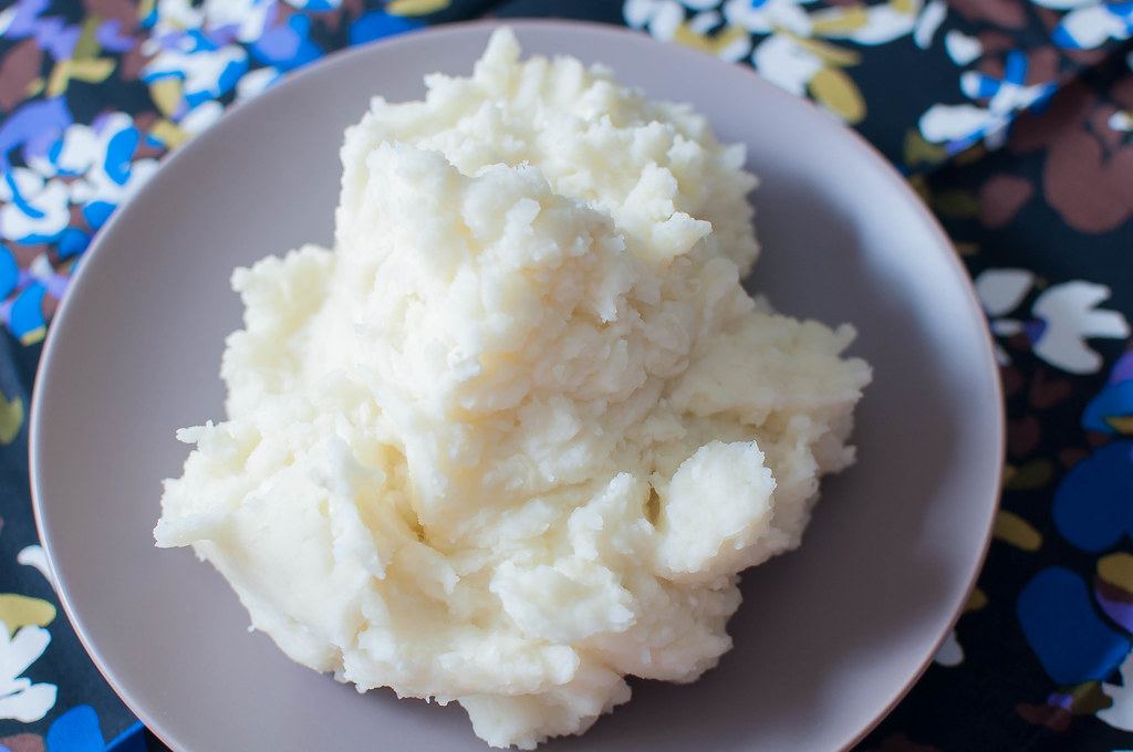 Buttermilk and Feta Mashed Potatoes 2