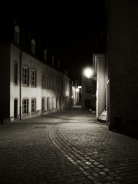 Old Town, Luxembourg City