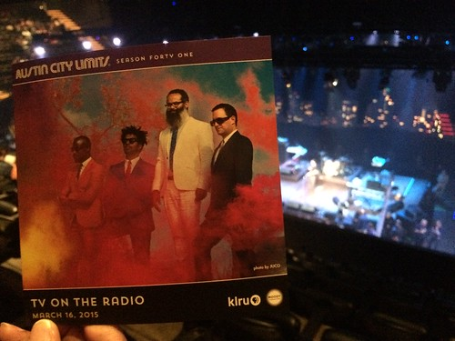 TV on the Radio - Austin City Limits