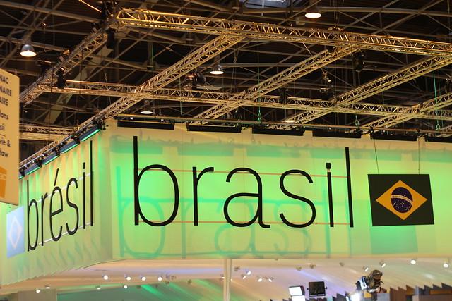 Brésil Brasil - Salon du Livre de Paris 2015