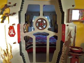 Klingon Sleeping Chamber