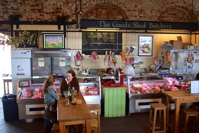 The Good's Shed Butchery, Canterbury