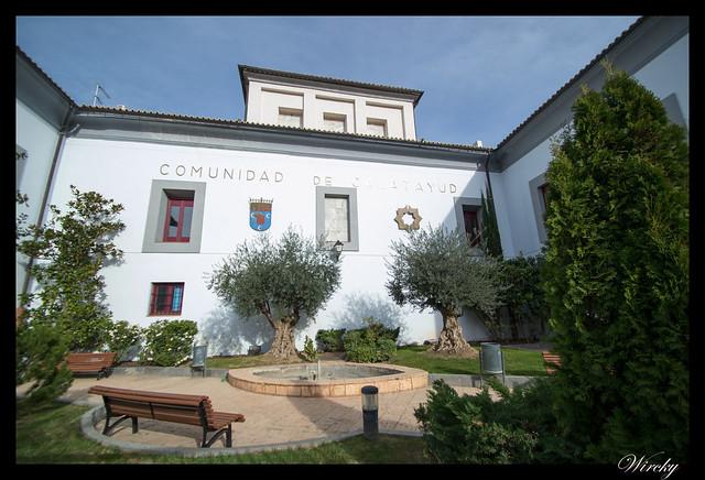 Palacio de la Comunidad de Calatayud