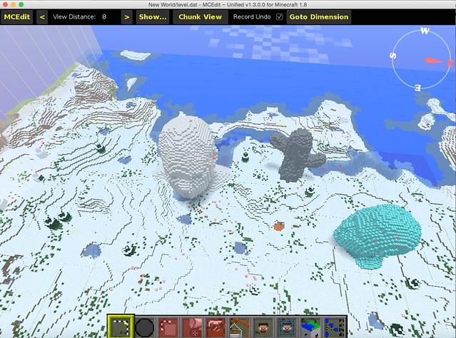 Minecraft 3D Printing