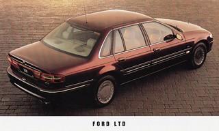 1995-96 Ford LTD (Australia)