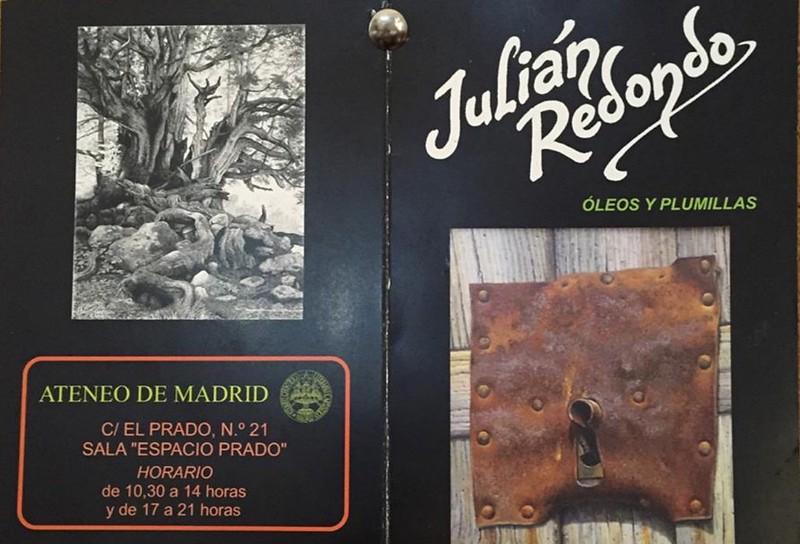 Exposici n de juli n redondo en el ateneo de madrid for Calle prado redondo zamora