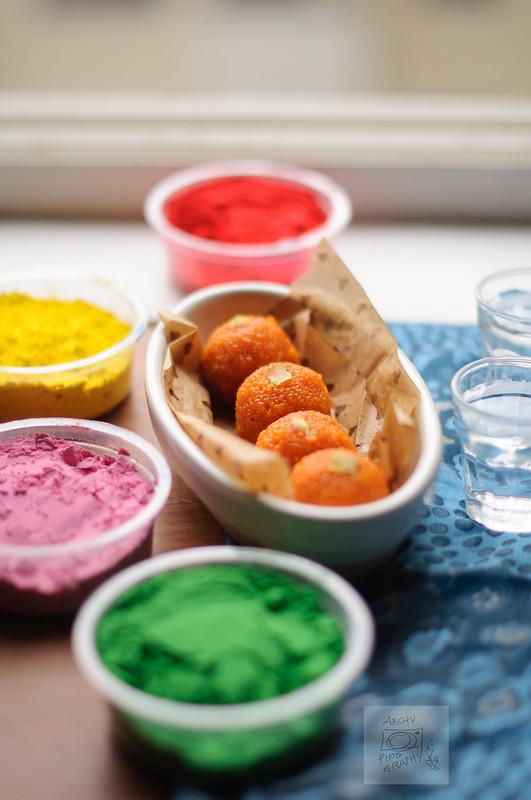 Day 65.365 - Holi Sweets