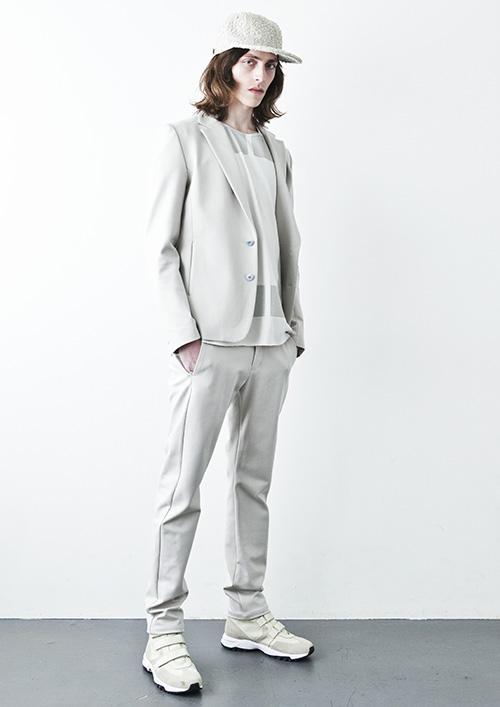 Harry Curran0001_FW15 Tokyo KAZUYUKI KUMAGAI(Fashion Press)