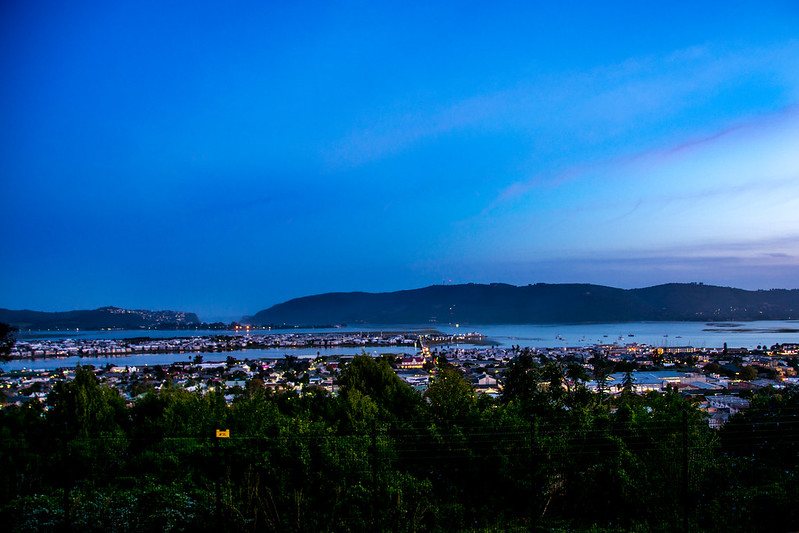 Knysna at Dusk