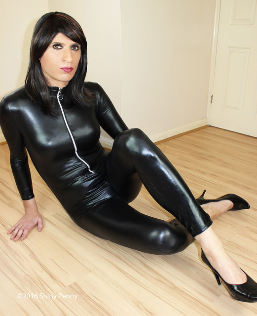 Catsuit time