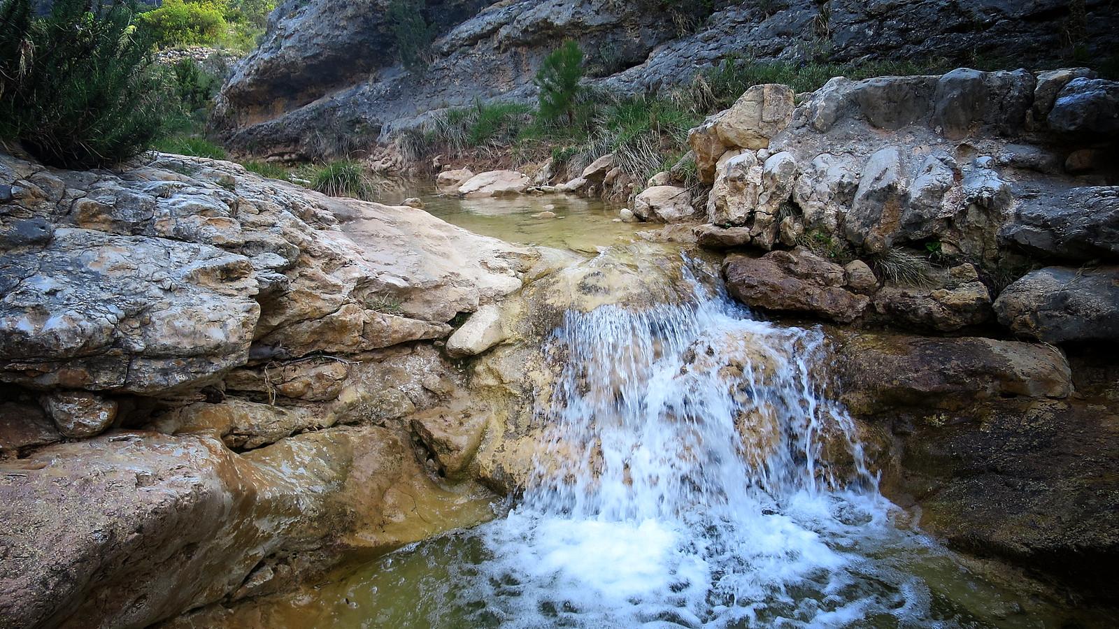 Moror - Barranc del Bosc - Sant Martí de les Tombetes - el Castellot