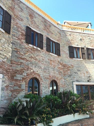 clay brick walls