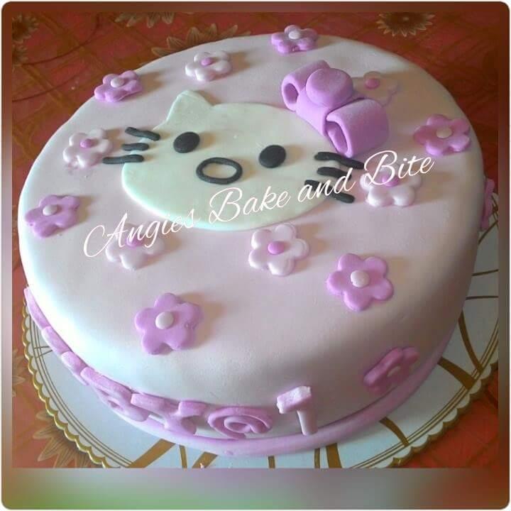 Chic Cake by Angelica Ramirez Bartolome